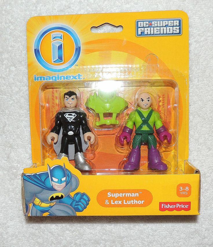 Fisher Price Superman Car