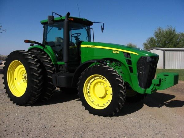 J & S Tractor Sales - John Deere 8330