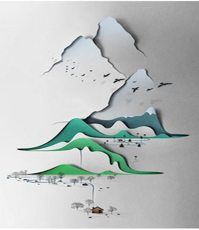 Graphic Illustrations by Eiko Ojala | You, Me & Charlie