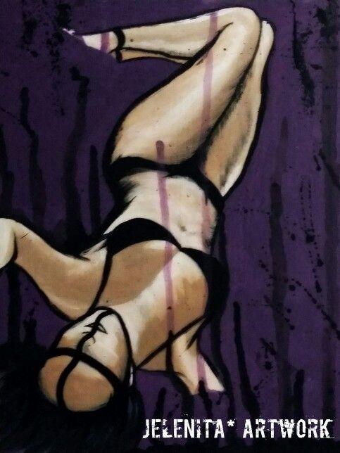 Painting. www.facebook.com/JelenitaGifford