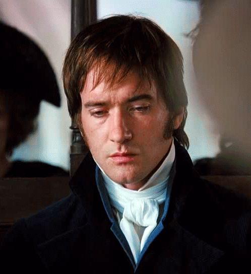 Mr. Darcy <3 Pride & Prejudice