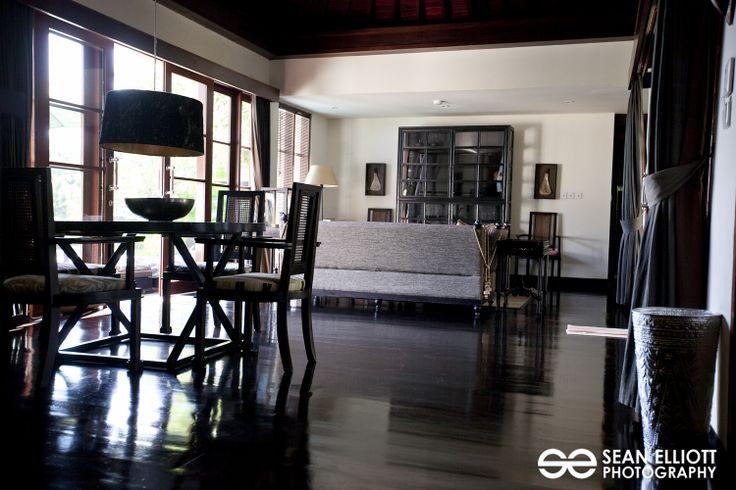 Umah Raja central living room
