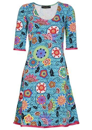Mania Copenhagen dress STELLA Retroflower
