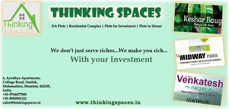 Looking for property investment consultant in Nashik? Visit here http://goo.gl/pFfO89  #propertyinvestment #propertyconsultants
