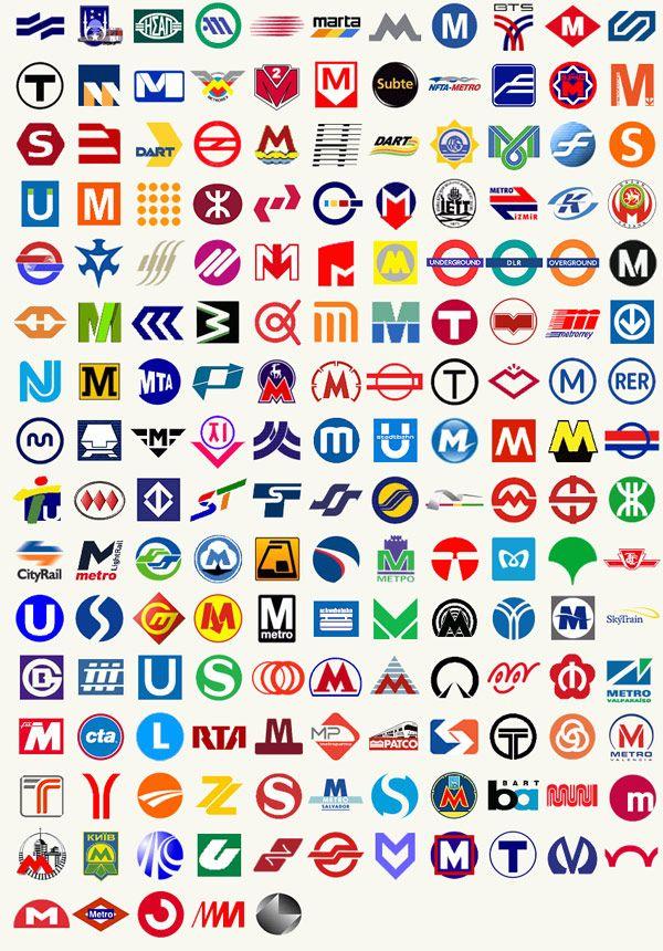170 metro logos