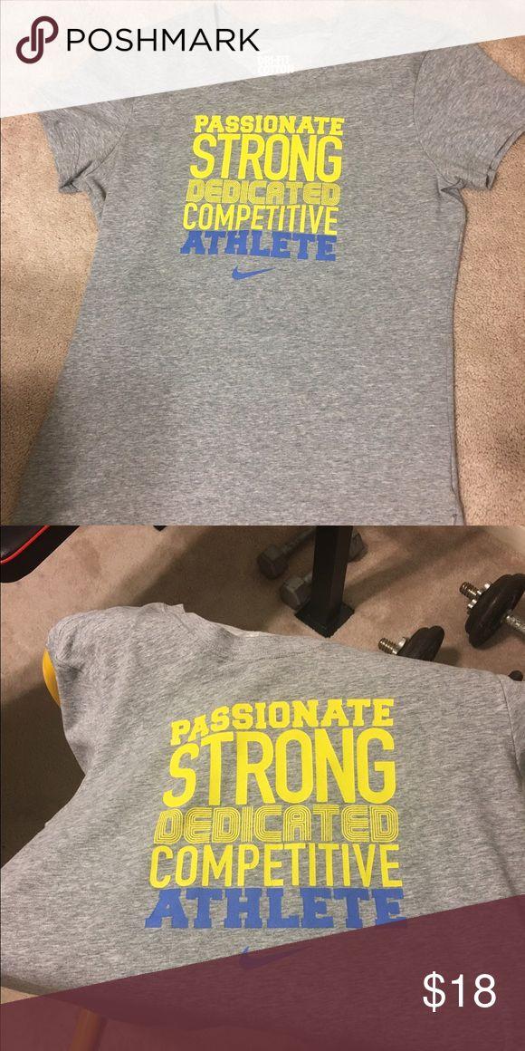 Nike Tshirt Dri-FIT cotton tee. Nike Tops Tees - Short Sleeve