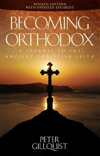 Becoming Orthodox by Peter E. Gillquist, http://www.amazon.com/dp/1936270005/ref=cm_sw_r_pi_dp_H.5Wrb1YMW90W