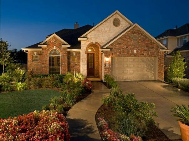 16 best images about i love all brick homes on pinterest for Build a house in texas