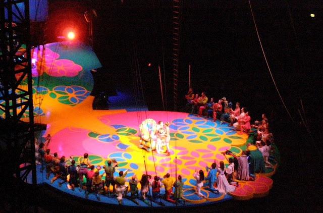 Cirque du Soleil a Roma