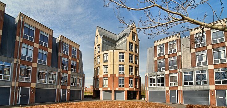Zwaenenstede - Den Bosch - architect Adolfo Natalini