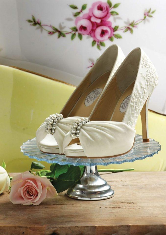 Brianna Leigh Wedding Shoes Uk