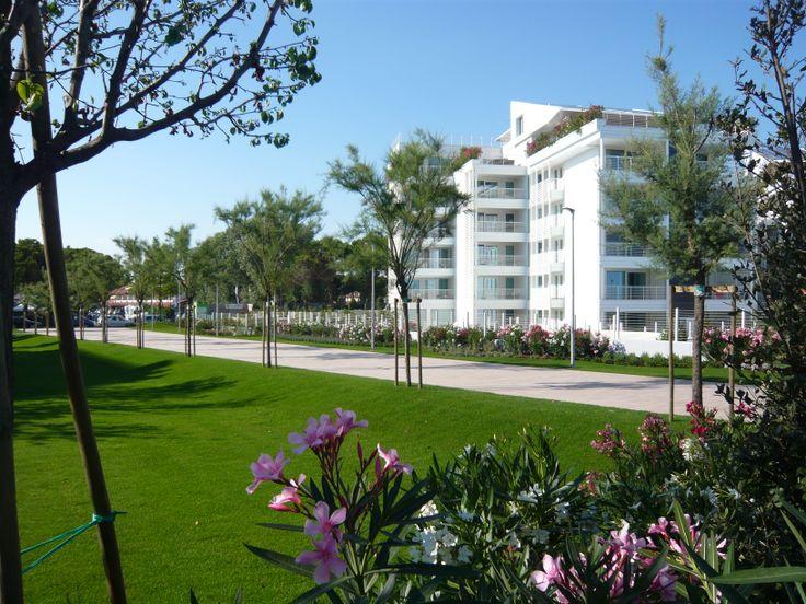 Parco del Mare. Where the nature meets the architecture.