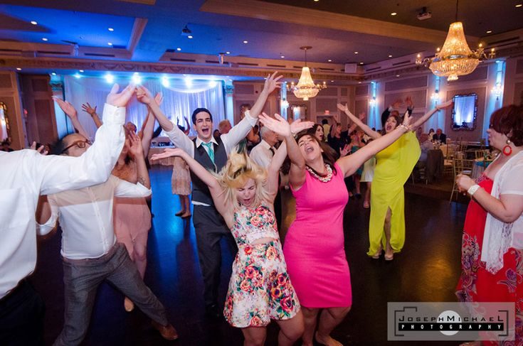 Crystal Fountain Markham Wedding Photography, doing the YMCA because it's fun!