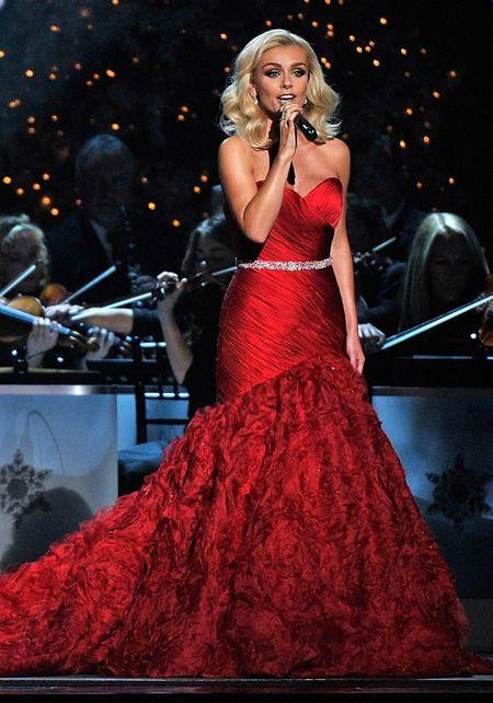 Katherine Jenkins gorgeous lady, gorgeous dress, gorgeous gorgeous voice