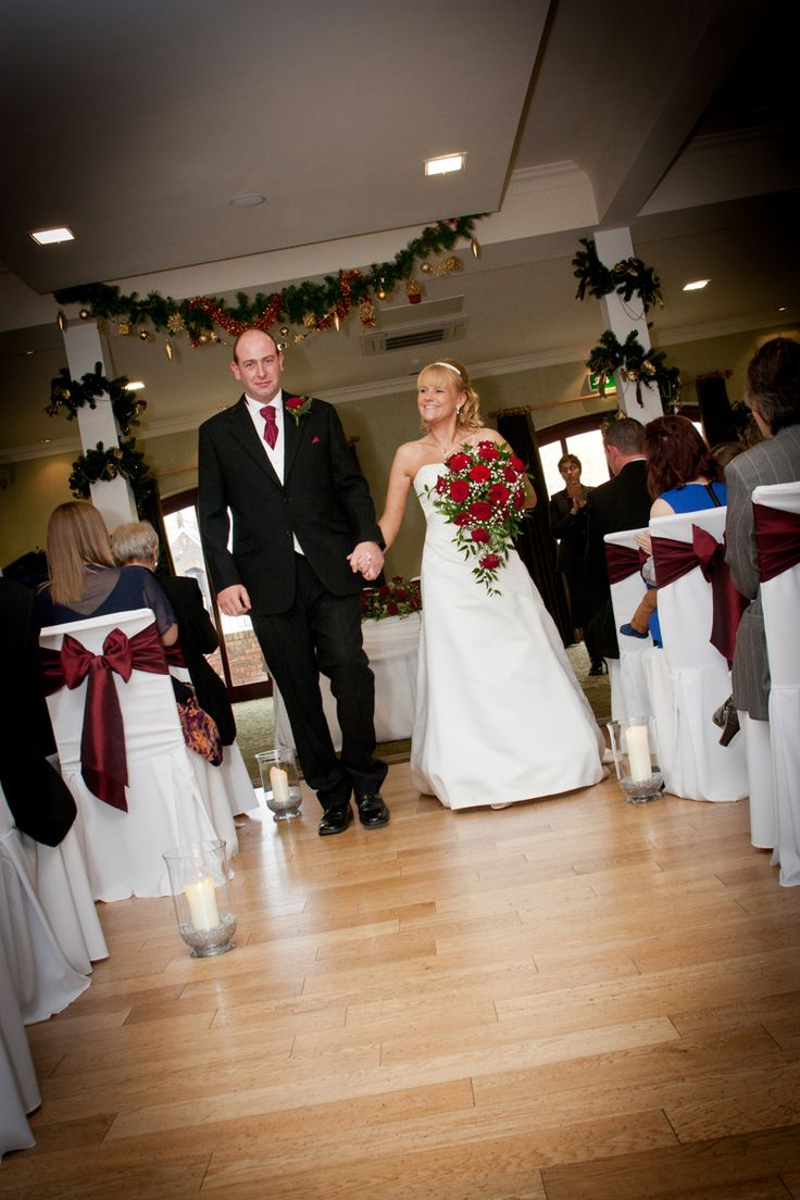 Wyrebank...licensed to hold weddings