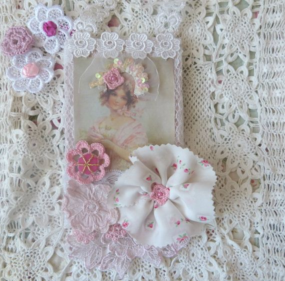 Eli  Wall Art Hanging  Wall Decor Lace and by CrossStitchElizabeth