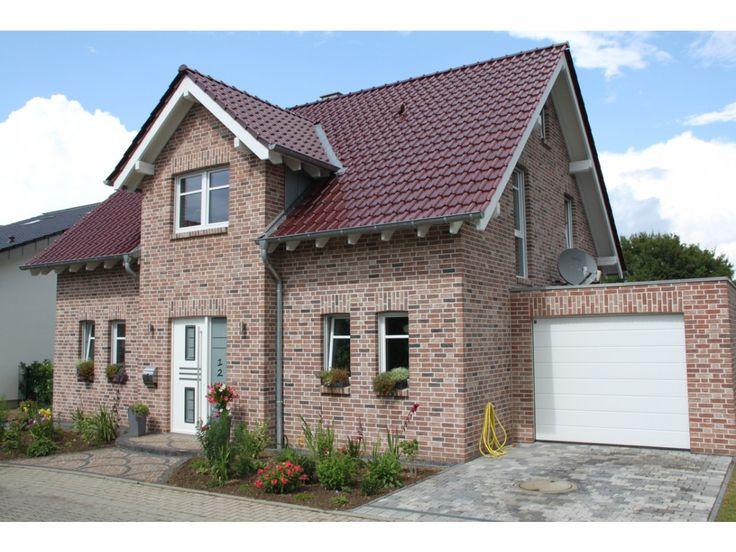 Klinkerriemchen / Handform Riemchen K806R-WDF / Klinker / Fassade / rot braun bunt antik