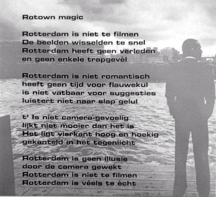 Rotterdam - Jules Deelder