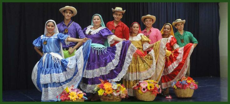 El Salvador folklore