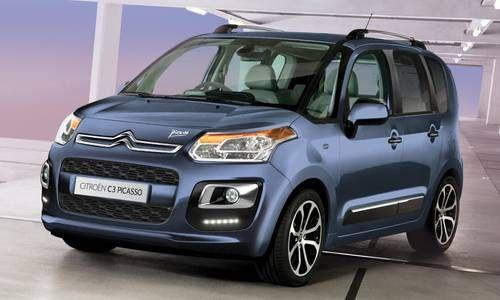 #Citroën #C3 Picasso.  La monovolume spaziosa e confortevole della casa francese.