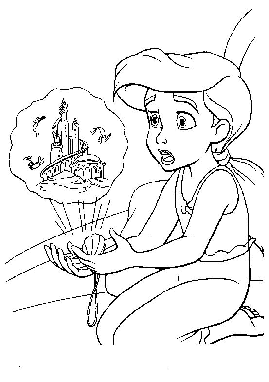 272 best Arielle images on Pinterest Drawings Disney coloring