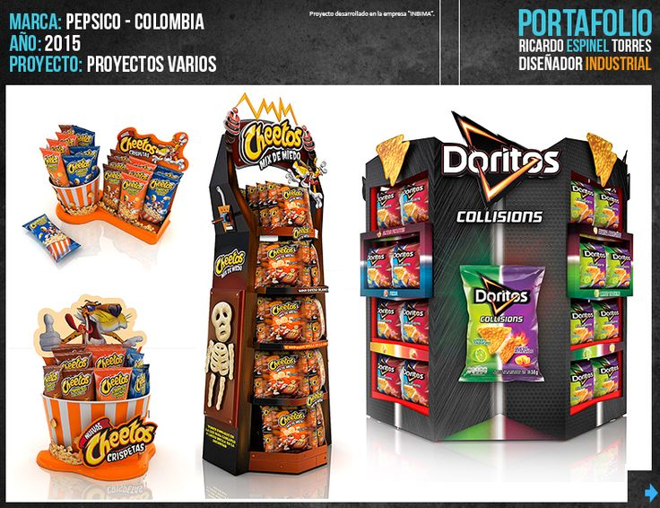 P.O.P./POS EXHIBITION 3 on Behance