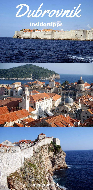 Hier bekommst du Tipps zu den Dubrovnik Sehenswürdigkeiten und viele weitere wertvolle Empfehlungen.
