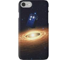 Tardis Black Hole iPhone Case/Skin