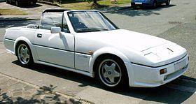1992 - Reliant Scimitar Sabre