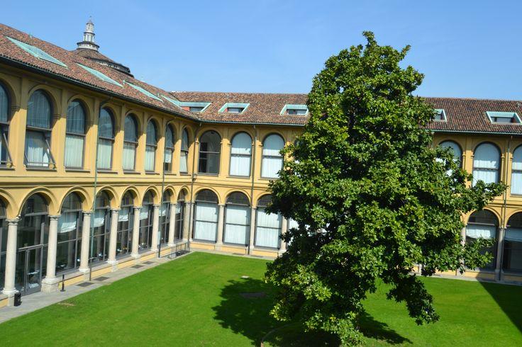 Centro Congressi Palazzo delle Stelline, Corso Magenta 61