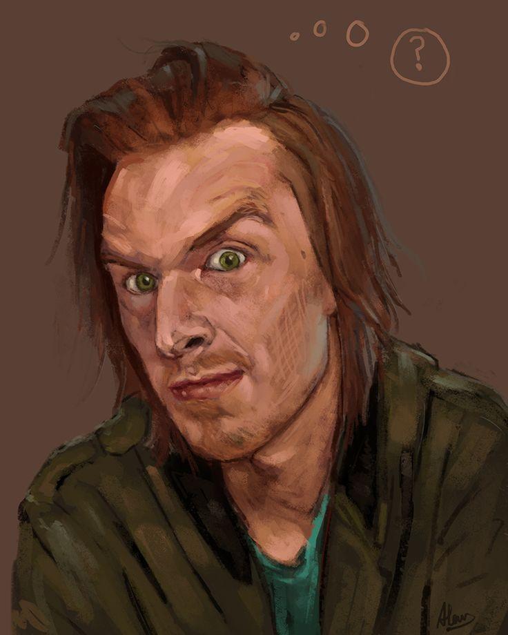 Self Portrait by BlenderisedMind on DeviantArt