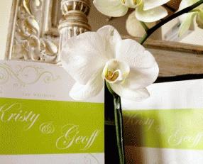 #Wedding_Invitation @agweddingsasia  Kristy & Geoff