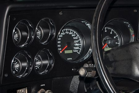 77 Chevy Truck >> 73-87 Chevy and GMC truck gauges install custom | Gmc ...