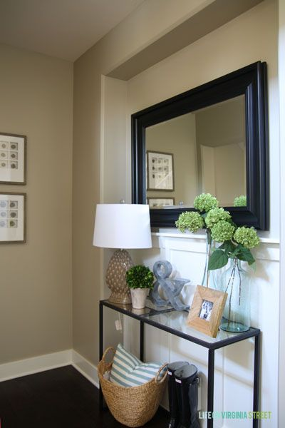 Fall Home Tour - Life On Virginia Street - Entry