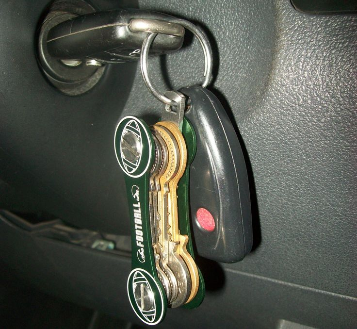 Driving just got a whole lot quieter. The HandyKey for football fans.