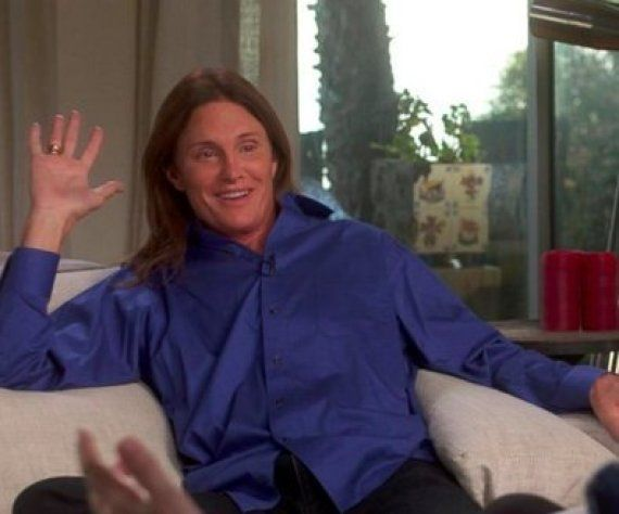 """The media got it right! Diane Sawyer's interview with Bruce Jenner becomes the """"Ellen"""" moment for the transgender movement. #VivaXO #LGBTQIA"""