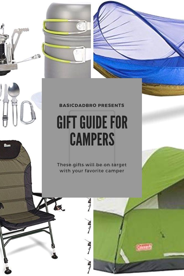 Looking For The Perfect Gift For Campers In Your Life Check Out