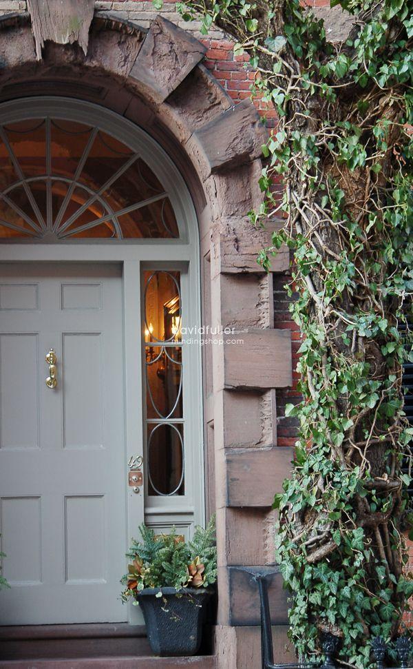 mt vernon street / david fuller. External DoorsMain ... & 630 best Beautiful Windows and Doors images on Pinterest   Windows ... pezcame.com