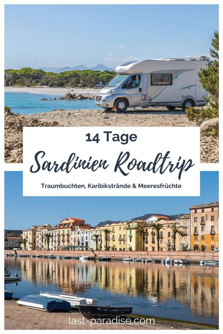 Sardinien Roadtrip in 14 Tagen - Alles, was du für einen unvergesslichen Roadtrip durch Sardinien wissen musst