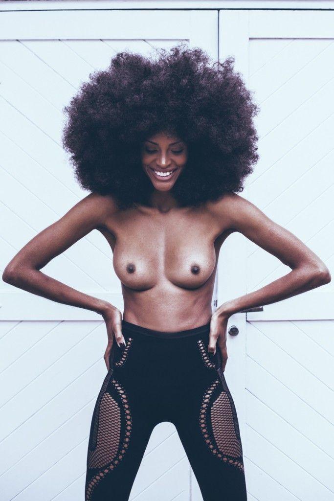 nude ebony chicks