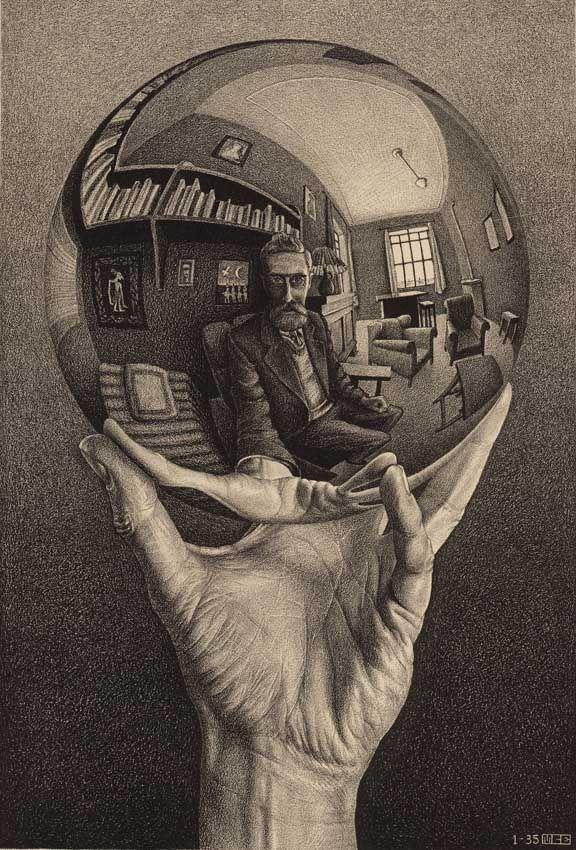 M.C. Escher | Amos Anderson taidemuseo