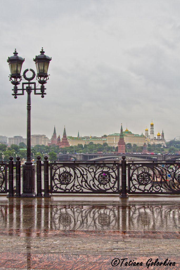 Дождливая столица