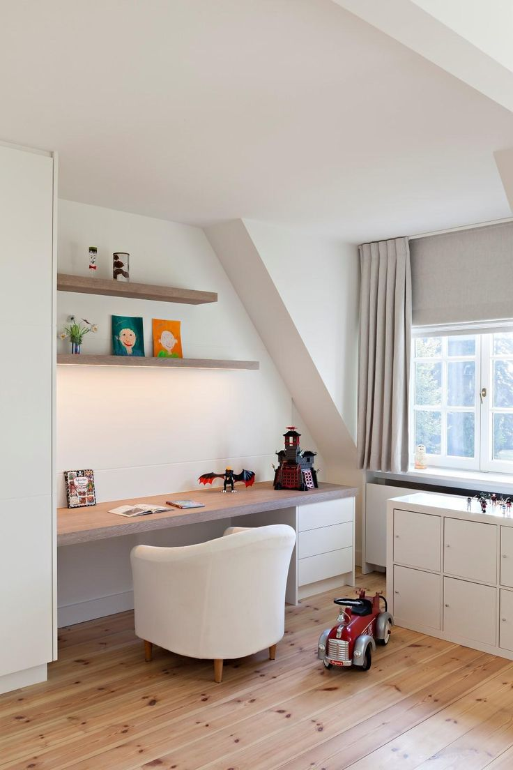 Kinderkamer door Paul Vaes Interior Design