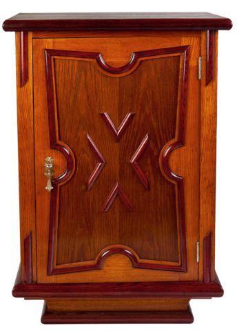 Rondo-cubist cabinet | Aukce obrazů, starožitností | Aukční dům Sýpka
