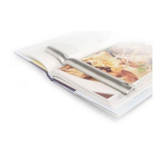 Sagaform Project - metalowa zakładka do książki kucharskiej Hold