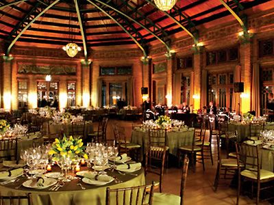 Cafe Brauer At The Lincoln Park Zoo Downtown Chicago Event Locations Wedding Receptions 60614