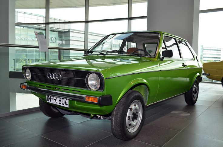 https://flic.kr/p/ekBGjz   AUDI Museum Ingolstadt   Audi 50 Baujahr 1977