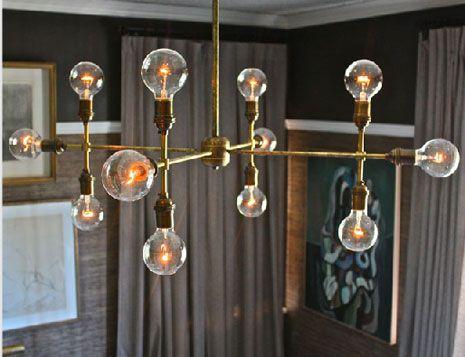 // Apparatus light fixture.