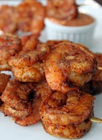 Louisiana Cajun Shrimp w/ Chipotle Mayonnaise... Happy Hour Appetizers 5 | Hampton Roads Happy Hour