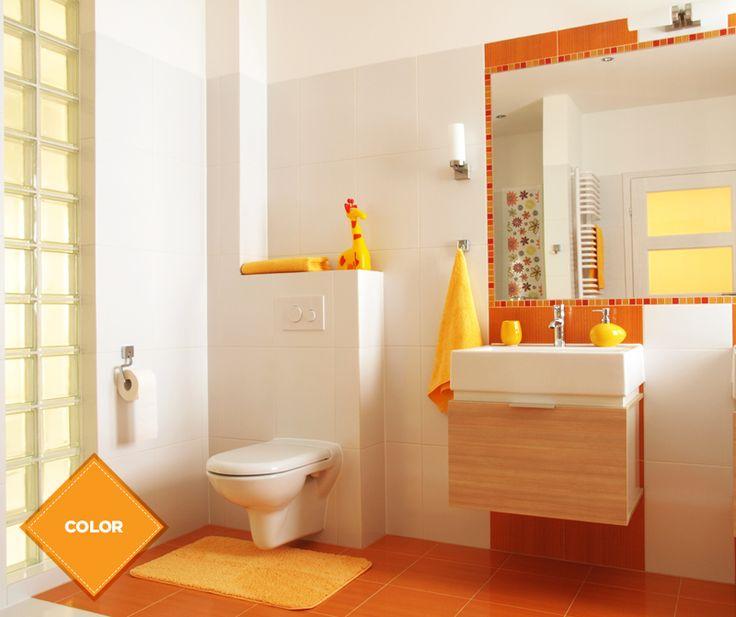 ¿Te gustaría darle vida a tu baño? ¿Qué te parece si agregas algo de color naranja?  Recuerda que puedes leer más tips de decoración e iluminación en la Revista Mi Tecno Lite